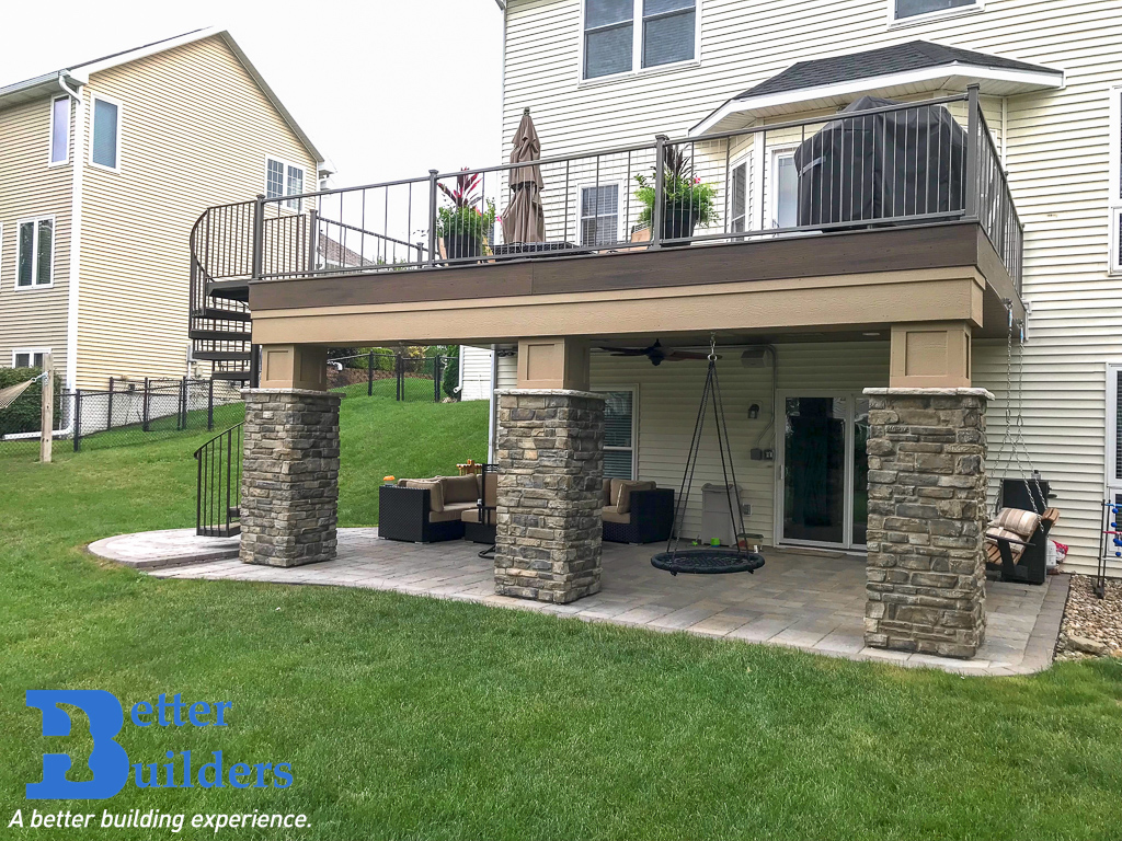 Ready for Anything Deck and Patio - Urbandale, IA
